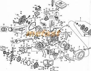 Kenowa Water Pump Parts  168f