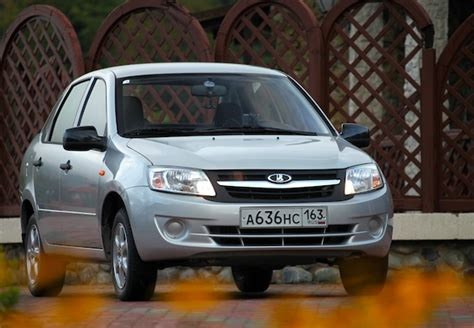 Lada H9 by Russia January 2012 Lada Granta Finally Launches Best