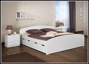 Weisse Betten Holz : betten aus holz weis betten house und dekor galerie rga7rq3g3o ~ Markanthonyermac.com Haus und Dekorationen