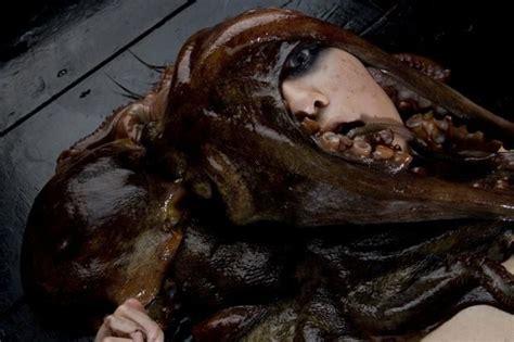 Daikichi Amano Between Art Photos And Hardcore Porn With Cephalopods Exclusive Genki Genki