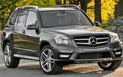 Used 2012 Mercedes-benz Glk-class For Sale