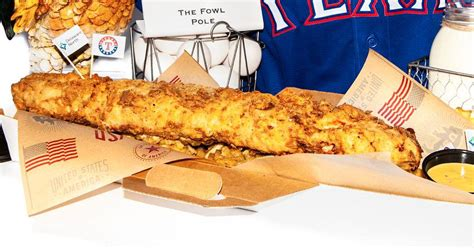 rangers  selling  grotesque  pound chicken