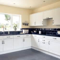 black kitchen decorating ideas black and white kitchen kitchen design decorating ideas housetohome co uk