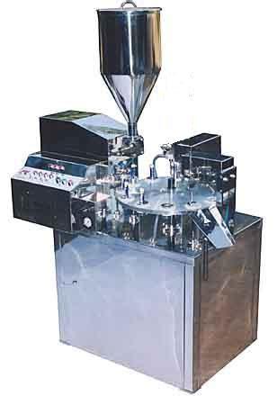 tube filling machine  tru mark enterprises