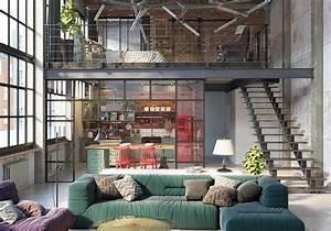 Go Get That Industrial Loft Design Now!