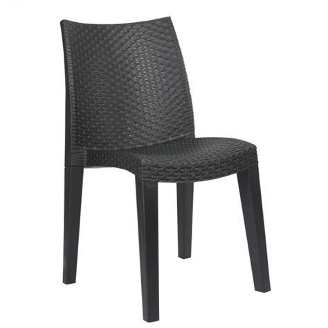 Chaise De Jardin Couleur by Chaise De Jardin Gris Anthracite Table Chaise