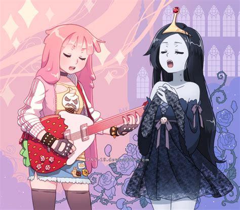 queen bubblegum  vampire princess adventure time