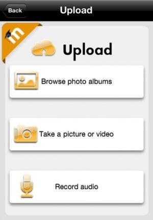 Photobucket Mobile Upload by Mobile App Moodledocs