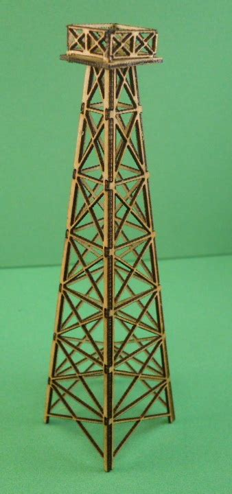 bt  airport beacon tower ho scale