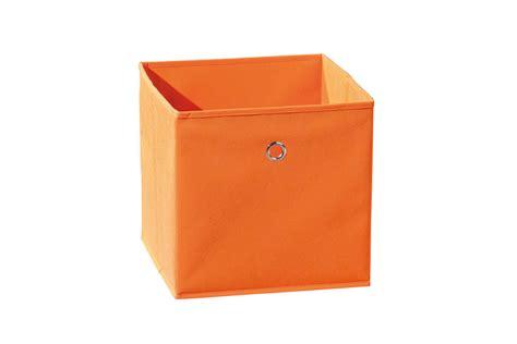 boite de rangement photos bo 238 te de rangement orange vente de boite en tissu