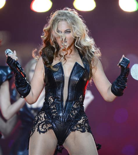 Usa American Football Super Bowl 2013 Beyonce Mamablog