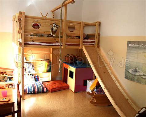 Kinderzimmer Junge Mit Rutsche by Hochbett Mitwachsend Kinderbetten Billi Bolli In