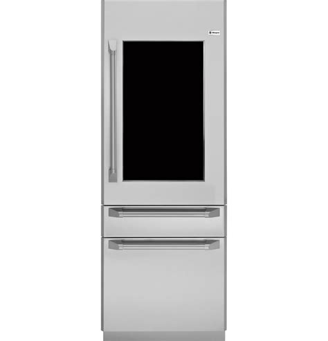 ge monogram  glass door refrigerator kitchen cool pinterest glass door refrigerator