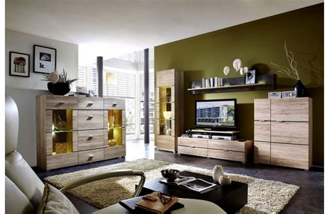 meuble et canap com meuble de salon moderne en bois ensemble meuble de salon