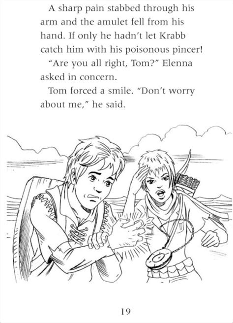 beast quest  colouring pages beast quest coloring