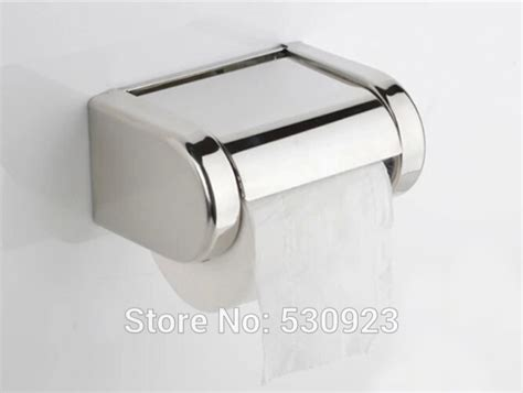 Newly-modern-style-bathroom-toilet-paper-holder-stainless