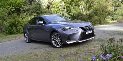 2017 Lexus Is 200t Sports Luxury Review Forcegtcom