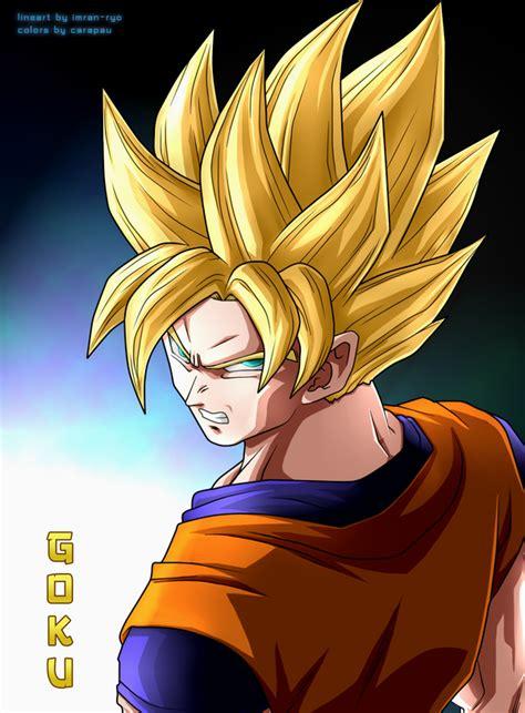 Goku Dragon Ball Z Fan Art 35800042 Fanpop