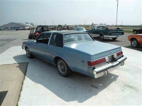 1982 Buick Regal by 1982 Buick Regal For Sale Classiccars Cc 938377