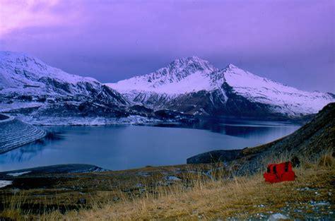 panoramio photo of lac du mont cenis en hiver