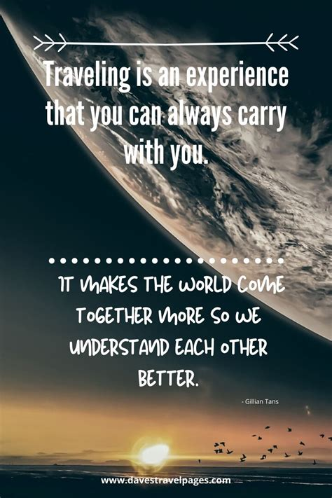 Travel the World Quotes - Inspirational Travel Captions ...