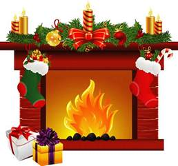 fireplace clipart 45