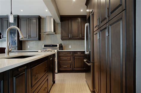 superior cabinets  stain fusion finishes  mdf