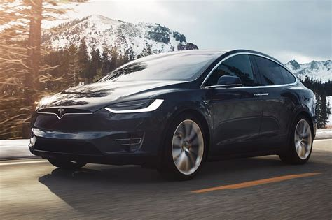 tesla model   review  car magazine