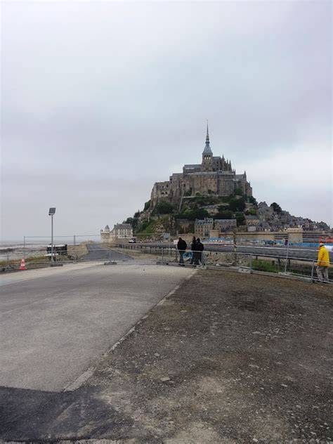 parking mont st michel panoramio photo of mont st michel op 09062013 parking