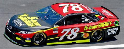 2017 NASCAR Cup Series Paint Schemes - Team #78 Furniture ...