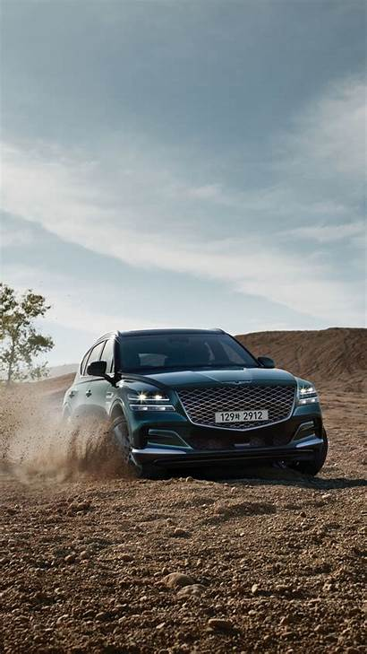 2021 Luxury Cars Suv Genesis Gv80 8k