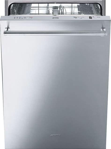 smeg  built  dishwasher fingerprint proof stainless steel stux dick van dyke