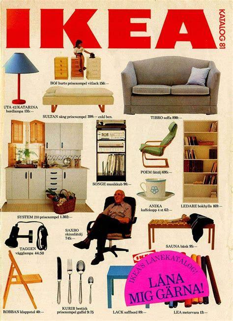 Ikea Katalog by Ikea Katalog Cover Im Wandel Der Zeit Was Is Hier