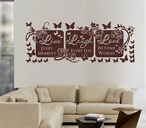 Live laugh love wall d?cor inspirations homestylediary