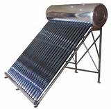 Images of Solar Heating Video