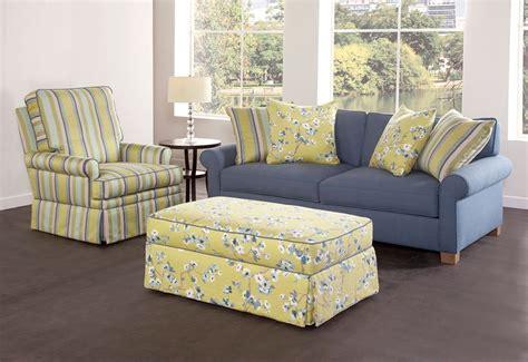 Cottage Loveseat by Slipcovered Furniture Upholstered Furniture Cottage Home 174