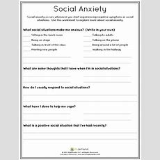 Cbt Techniques And Tools B Cbt For Social Anxiety Worksheets Mystreamingclub