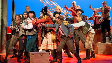 Opera: The Pirates of Penzance at the London Coliseum ...