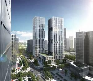 Gmp Designs New Headquarters For Cnpec In Shenzhen  China