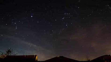 Night Sky New Moon Youtube