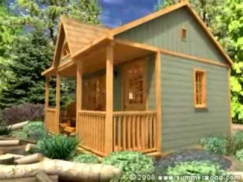 summerwood products canmore cabins prefab cabins youtube