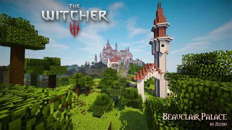 witcher minecraft building
