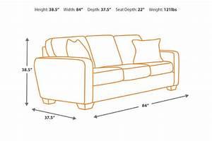 sofa dimensions sofa dimensions thesofa With alenya sectional sofa dimensions