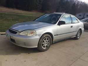 2000 Honda Civic Hx 5spd