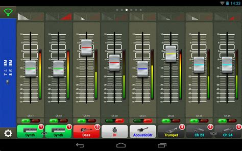 mixer for android x32 q android apps on play