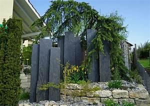 Sichtschutz Im Garten Grten Armin Hollenstein