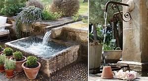 deco terrasse 10 idees pour s39imaginer en provence With idee pour jardin exterieur 10 deco rideau style campagne