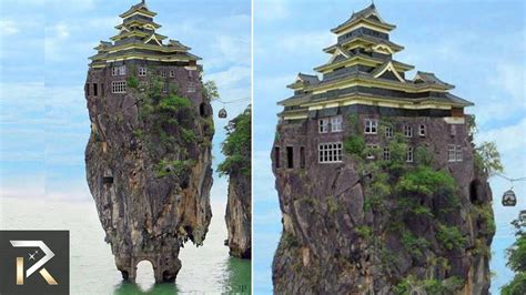 Most Amazing Houses You Won't Believe Actually Exist