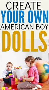 Make Your Own Boy Dolls