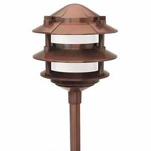 Paradise low voltage light watt copper outdoor